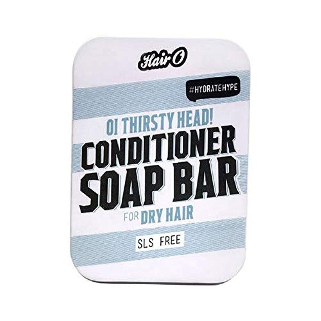 八百屋さんかまどシティ[Hair O ] 大井のどが渇いヘッドコンディショナーソープバー100グラムO毛 - Hair O Oi Thirsty Head Conditioner Soap Bar 100g [並行輸入品]