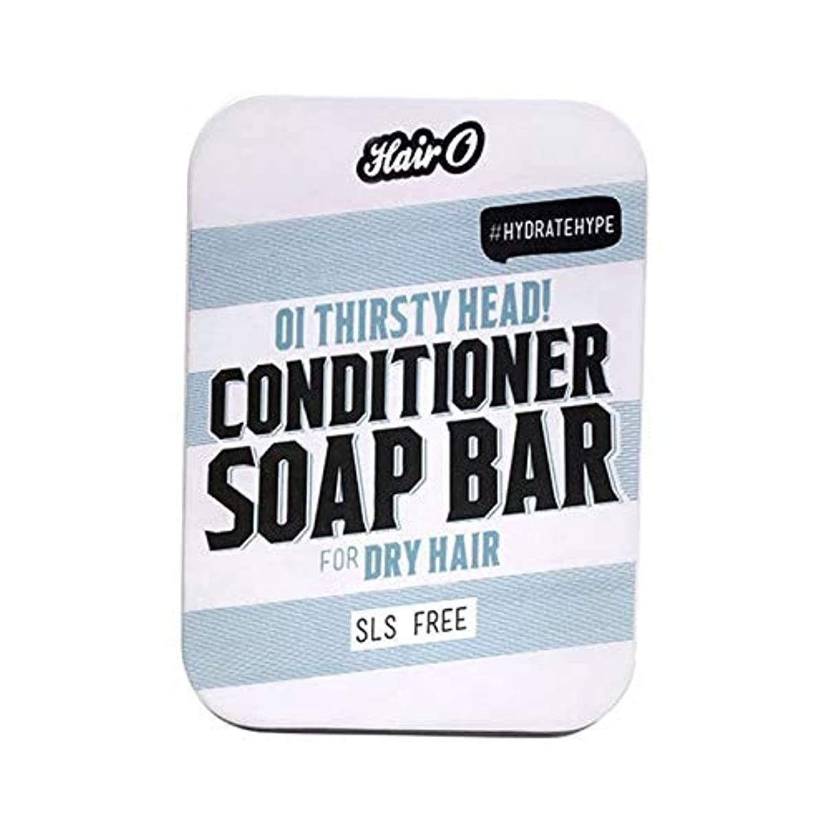 いつもシステム発言する[Hair O ] 大井のどが渇いヘッドコンディショナーソープバー100グラムO毛 - Hair O Oi Thirsty Head Conditioner Soap Bar 100g [並行輸入品]