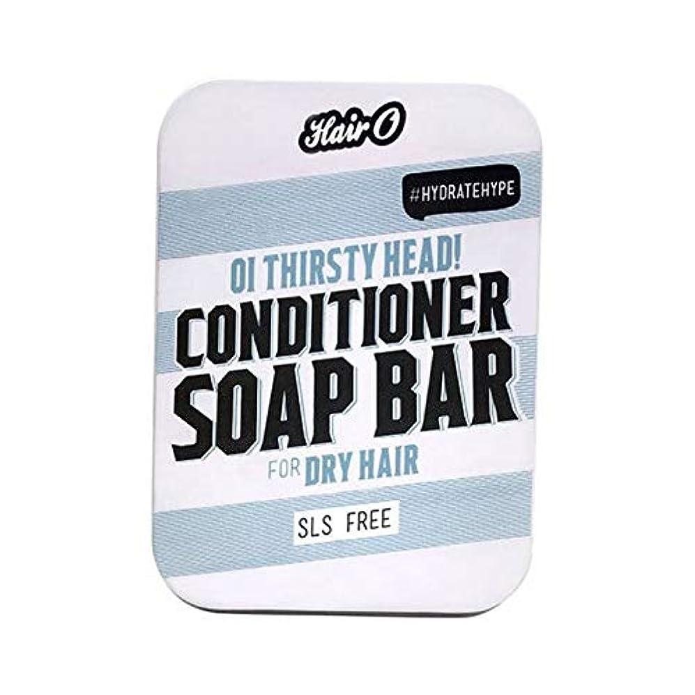 できれば誠実さやりすぎ[Hair O ] 大井のどが渇いヘッドコンディショナーソープバー100グラムO毛 - Hair O Oi Thirsty Head Conditioner Soap Bar 100g [並行輸入品]