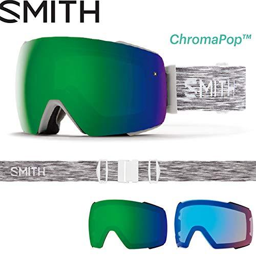 18-19 SMITH (スミス) ゴーグル I/O MG CLOUDGREY アイ/オー マグ アジアンフィット ジャパンフィット スノーボード スキー