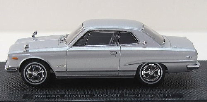 EBRRO 1/43 ニッサン スカイライン GT ハードトップ KGC10 (43960) 完成品