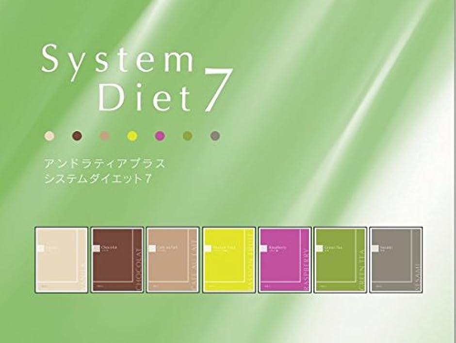 に関して品種何十人もアンドラティア システムダイエット7