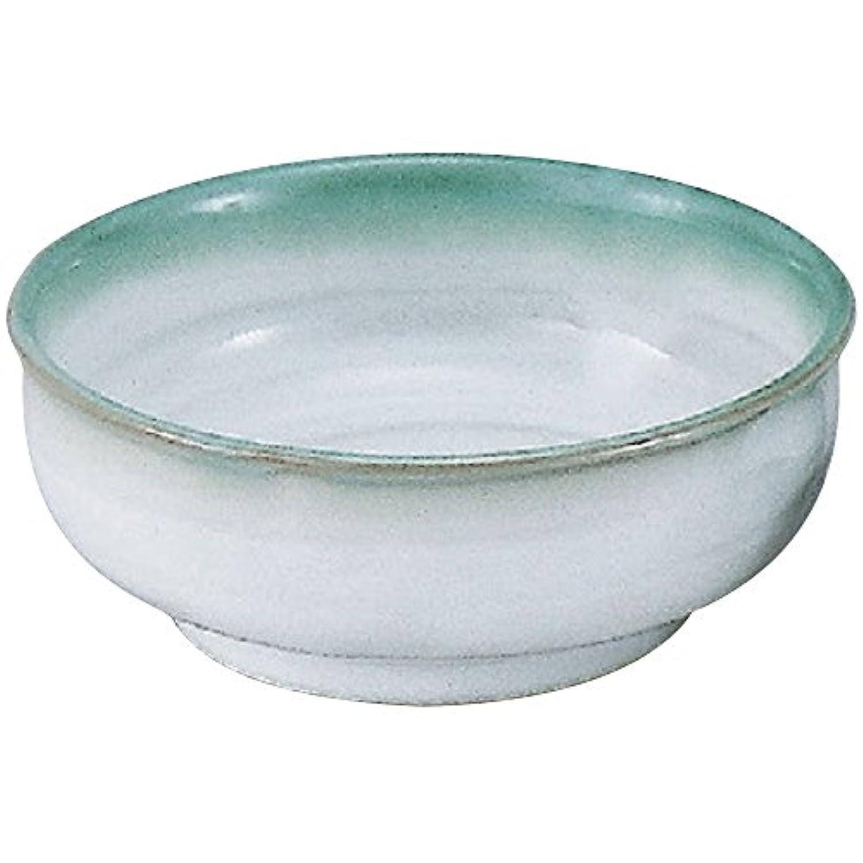 山下工芸(Yamasita craft) 渕グリーン流し 刺身鉢 10.5×10.5×6.3cm 11499340