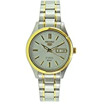 Seiko 5 SNK880K1 Automatic Silver Dial Stainless Steel Women's Watch