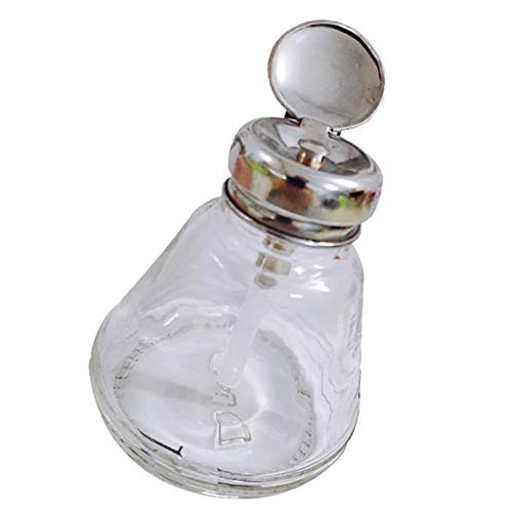 ハイランド正確なマトンSM SunniMix 空ポンプボトル プレスボトル ネイルアート ポンプディスペンサー 約150ml マニキュアリムー用