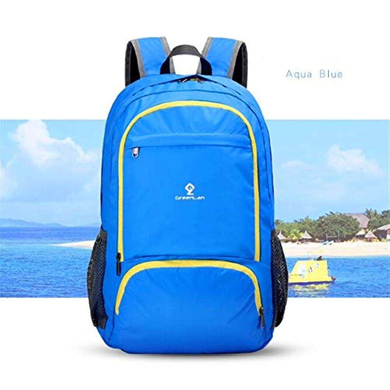 リフレッシュ財産徹底的にDishyKooker 屋外ポータブルバック 30Lファッションパック 大容量旅行のフォールドバッグ