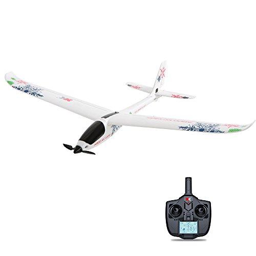 Goolsky XK ラジコン 飛行機 DIY A800 780mm 翼幅 5CH 3D 6G モード EPO 飛行 翼 航空機 固定翼 飛行機RTR 約20分作業時間