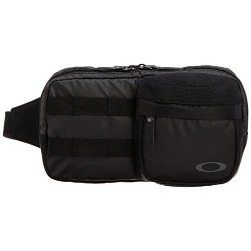 [オークリー] Oakley STAGE WAIST BAG 92757JP-01K 01K (Jet Black)