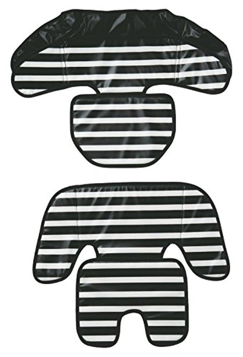 帝国主義ボンド技術Panasonic(パナソニック)チャイルドシート(前)用着せ替えシートカバー