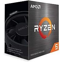 AMD Ryzen 5 5600X with Wraith Spire cooler 3.7GHz 6コア / 12スレ…