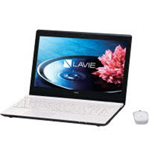 NEC ノートパソコン LAVIE Note Standard NS550/BAW PC-NS550BAW  クリスタルホワイト