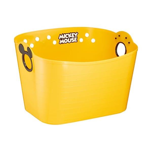 錦化成 収納ボックス ミッキーマウス やわらかバ...の商品画像