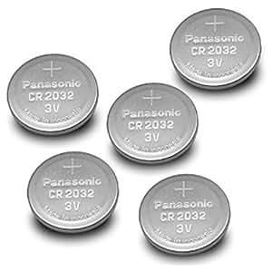 パナソニック コイン形 リチウム電池 5個入り CR2032
