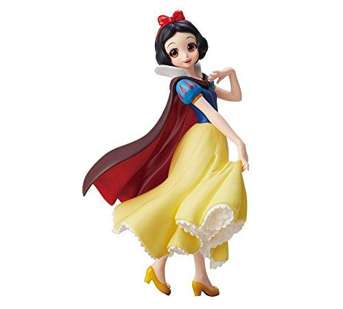 Disney Characters Crystalux SNOW WHITE Snow White and the Seven Dwarfs ... Japan