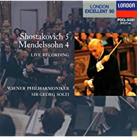 ショスタコーヴィチ : 交響曲第5番