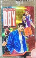 週刊少年ジャンプ50周年ジャンプ展ウエハース BOY(ボーイ) カード