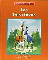Los tres chivos/ The Three Goats (Cuentos folcloricos y de hadas / Beginning-to-Read, Spanish Fairy Tales & Folklore)
