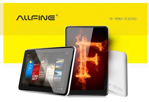 ALLFINE FINE7 Genius クアッドコア IPS液晶 Android4.1
