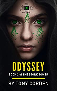 Odyssey (The Stork Tower Book 2) by [Corden, Tony]