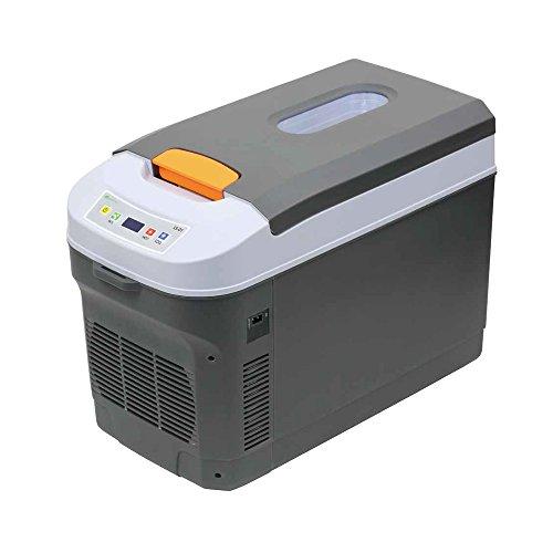メルテック 車用冷蔵&保温庫 DC12/24V対応 庫内容量...