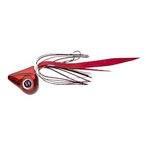 ダイワ(DAIWA) メタルジグ ルアー 紅牙 ベイラバーフリー カレントブレイカー 80g ホロレッド
