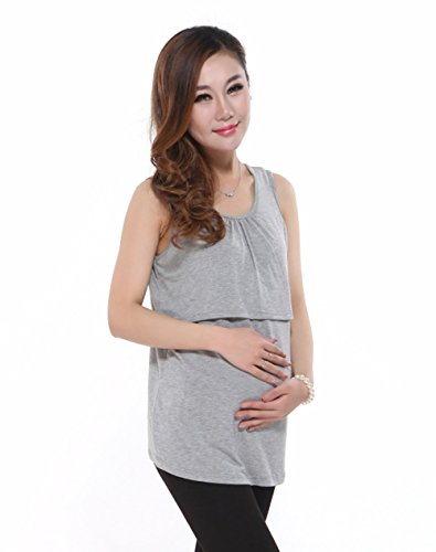 LICEL this in one piece four seasons, even after feeding. Tank top for breast-feeding, which is long-Ku wear!