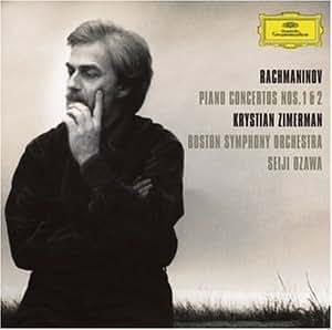 ラフマニノフ:ピアノ協奏曲第1番&第2番
