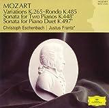 モーツァルト:キラキラ星の主題による変奏曲 K.265