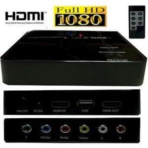 HDMI対応フルハイビジョンビデオレコーダー  HD PRO HD1000
