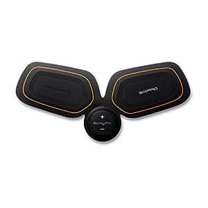 MTG SIXPAD(シックスパッド) Body Fit(ボディフィット) TR-AM2015B-E ブラック