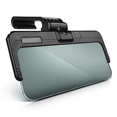オートサンバイザー 自動防眩(調光)機能付きハイテクバイザー
