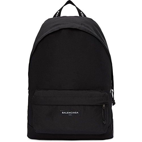 (バレンシアガ) Balenciaga メンズ バッグ バックパック・リュック Black Nylon Explorer Backpack [並行輸入品]