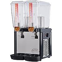 Cofrimell Jetcof 240 M 2ボウルパドルCold Drink Dispenser