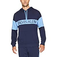 CALVIN KLEIN Men's Statement Graphic Lounge Long Sleeve Hoodie