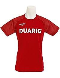 デュアリグ(デュアリグ) ドライプラス デジカモ切替シャツ 741D7HD3008 RED