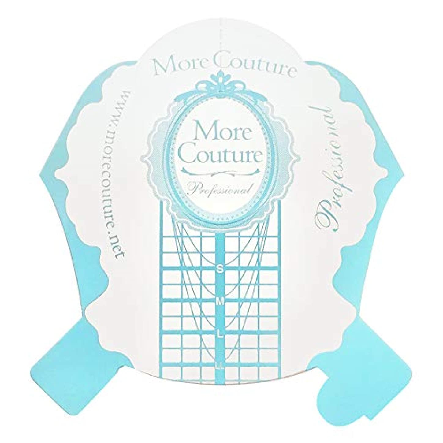 More Couture b ブルーフォーム 100枚