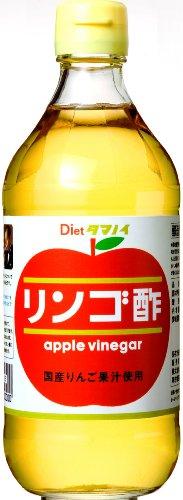 ダイエットタマノイ リンゴ酢 500ml×12本 瓶