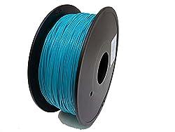 3Dプリンター用 フィラメント ABS樹脂 1.75mm径 1kg ターコイズ 水色青緑色