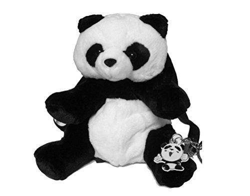 (マリア)MARIAH バッグ パンダ リュック サック キッズ 子供用 ポーチ ぬいぐるみ めっちゃ可愛い プレゼント ふわふわ パンダちゃん