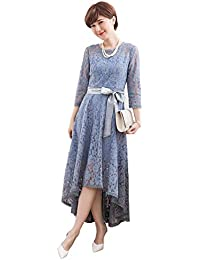 6a5685638e596 Amazon.co.jp  水色 - ワンピース・ドレス   レディース  服 ...