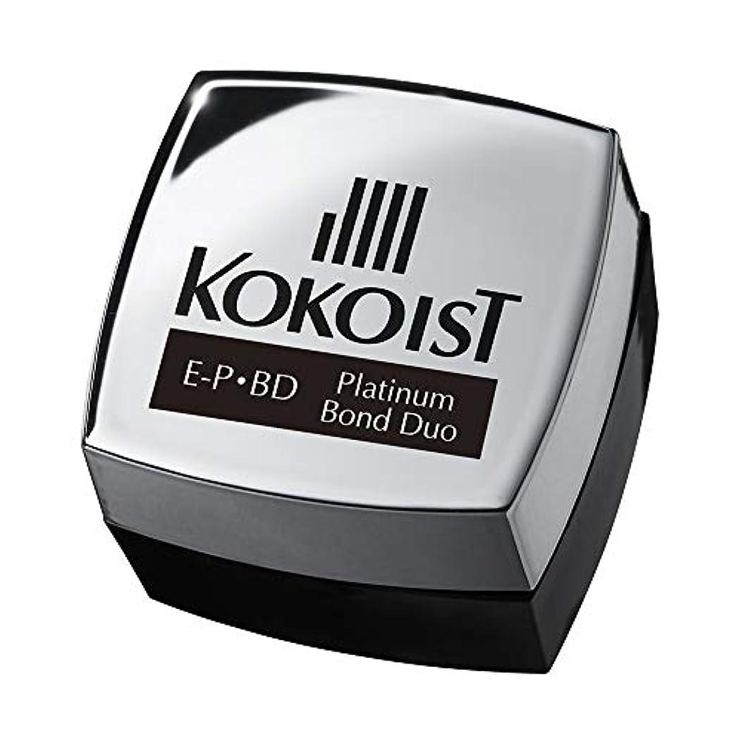 救いシャトル精算KOKOIST プラチナボンドデュオ 4g UV/LED対応