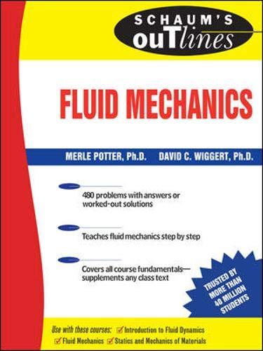 Download Schaum's Outline of Fluid Mechanics (Schaum's Outline Series) 0071487816
