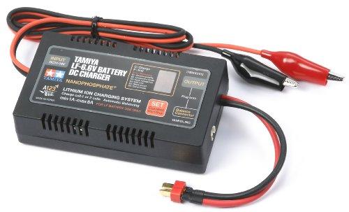 バッテリー&充電器シリーズ タミヤ・LF-6.6Vバッテリー DC充電器 55103
