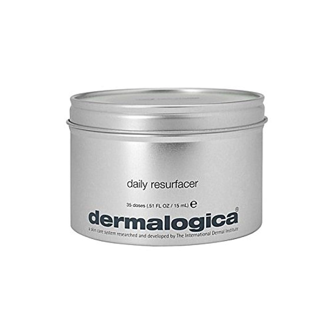 終わらせる月曜日不規則性Dermalogica Daily Resurfacer 15ml - ダーマロジカ毎日の15ミリリットル [並行輸入品]