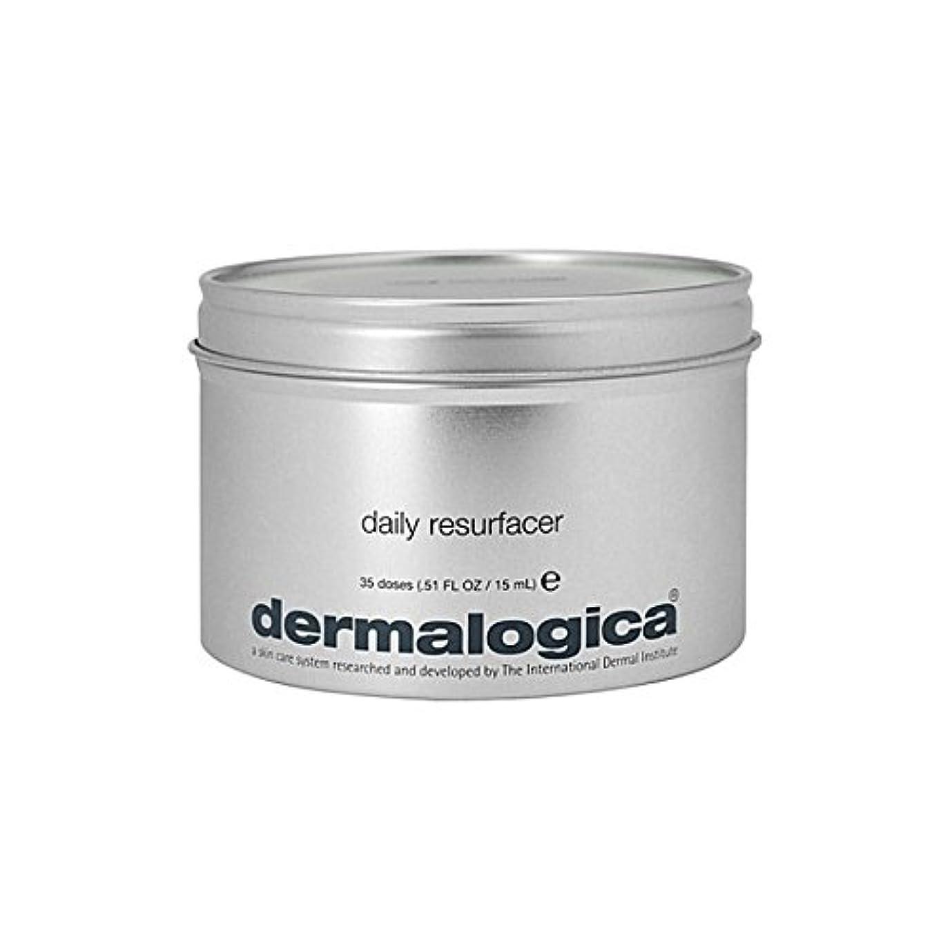 ブランクお茶対応Dermalogica Daily Resurfacer 15ml (Pack of 6) - ダーマロジカ毎日の15ミリリットル x6 [並行輸入品]