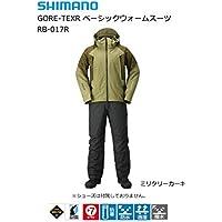 シマノ GORE-TEX ベーシックウォームスーツ RB-017R