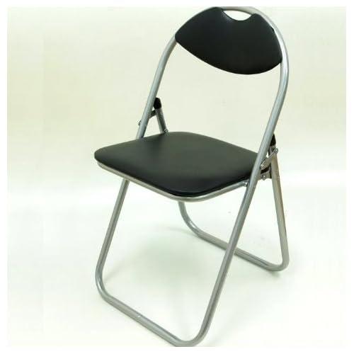 パイプ会議イス『XJH-0206』【IT】サイズ:約45×47×79.5cm(#9891970)【パイプいす パイプ椅子 会議椅子】