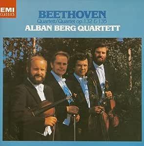 ベートーヴェン:弦楽四重奏曲第15番&第16番