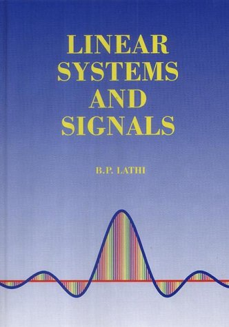 Download Linear Systems and Signals 0195151291