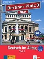 Berliner Platz NEU in Teilbanden: Lehr- und Arbeitsbuch 3 Teil 1 mit Audio-CD by Neil Jomunsi(2010-08-09)